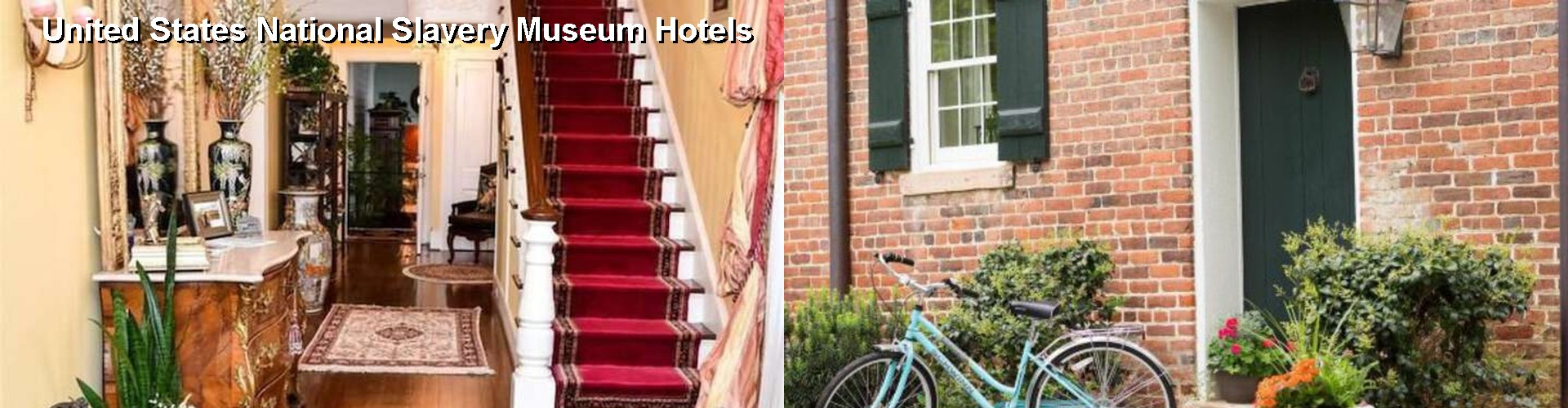 5 Best Hotels near United States National Slavery Museum
