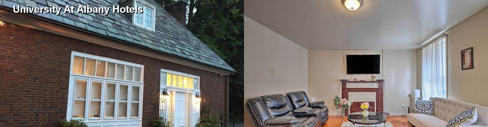 5 Best Hotels Near University At Albany