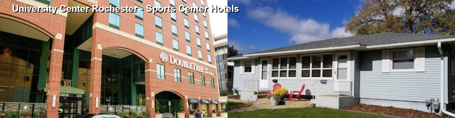 Hotels Near University Of Rochester