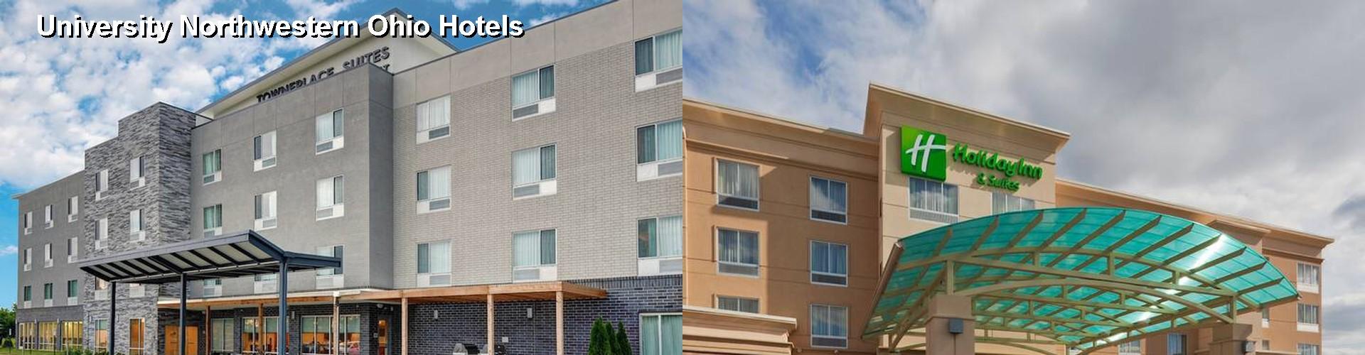 5 Best Hotels Near University Northwestern Ohio