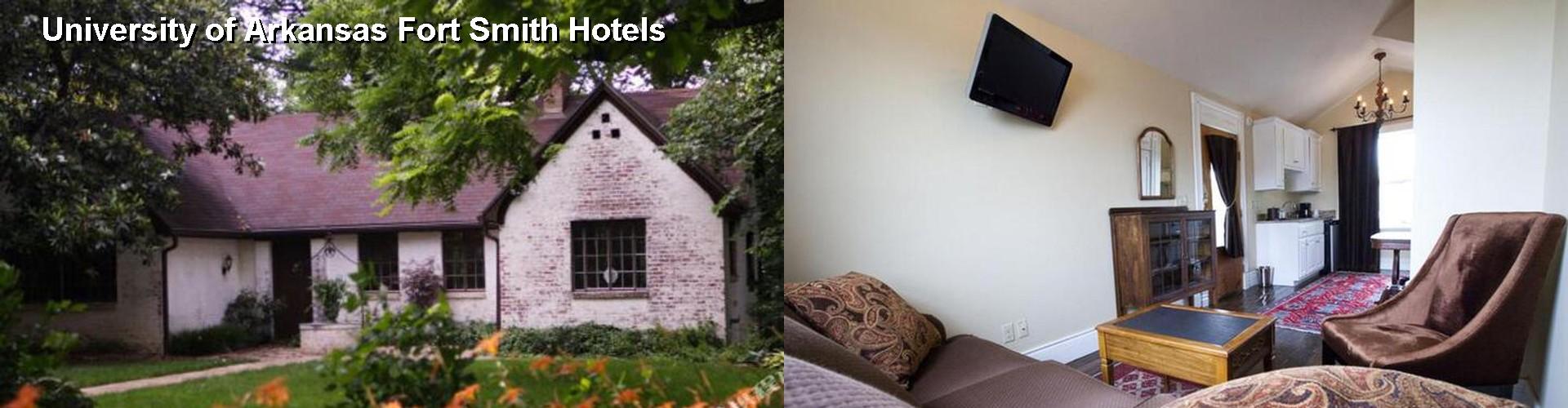 5 Best Hotels Near University Of Arkansas Fort Smith