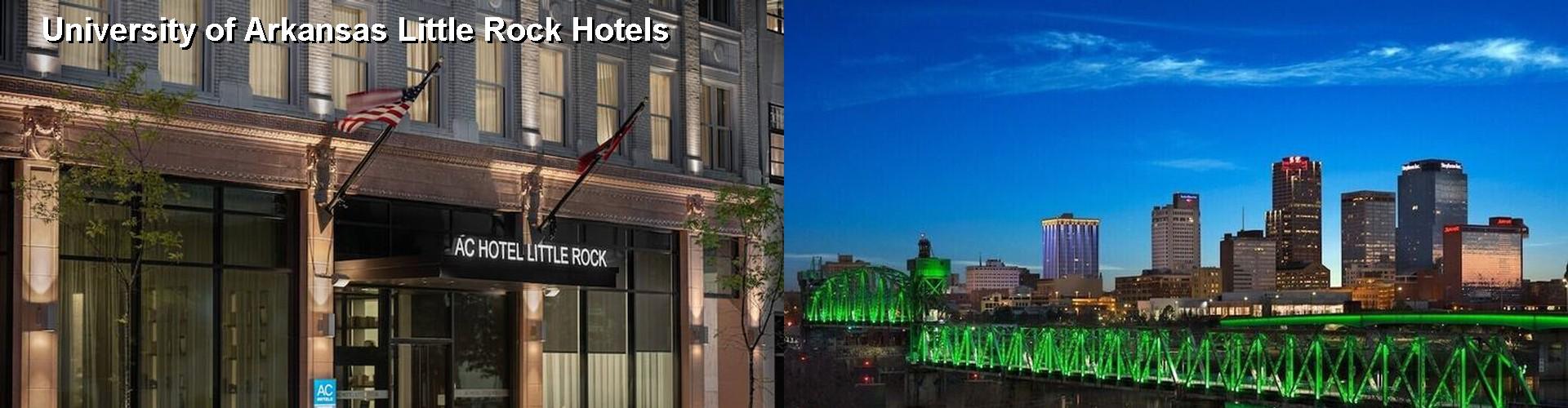 5 Best Hotels Near University Of Arkansas Little Rock