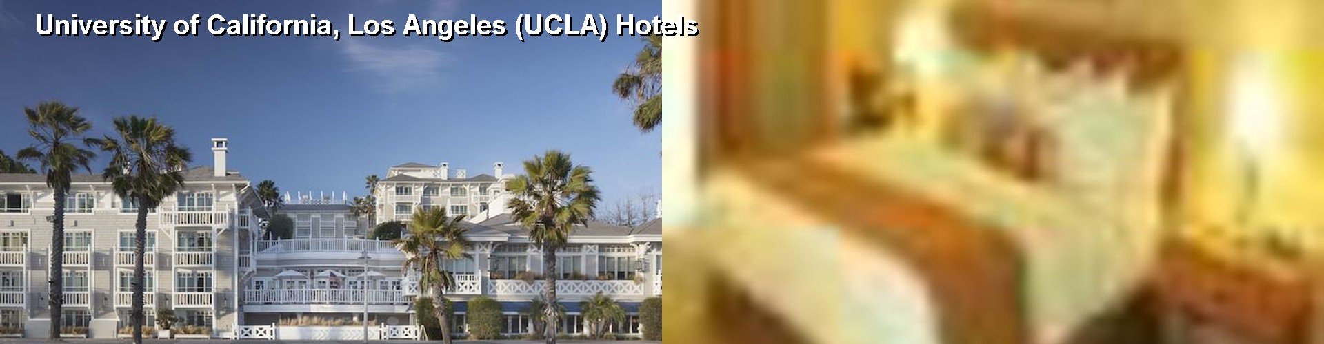 5 Best Hotels near University of California, Los Angeles (UCLA)