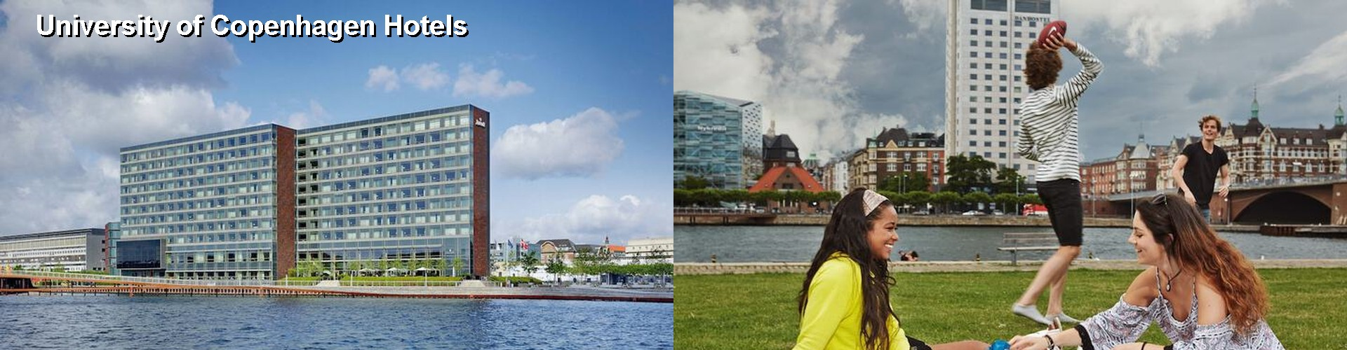 5 Best Hotels near University of Copenhagen