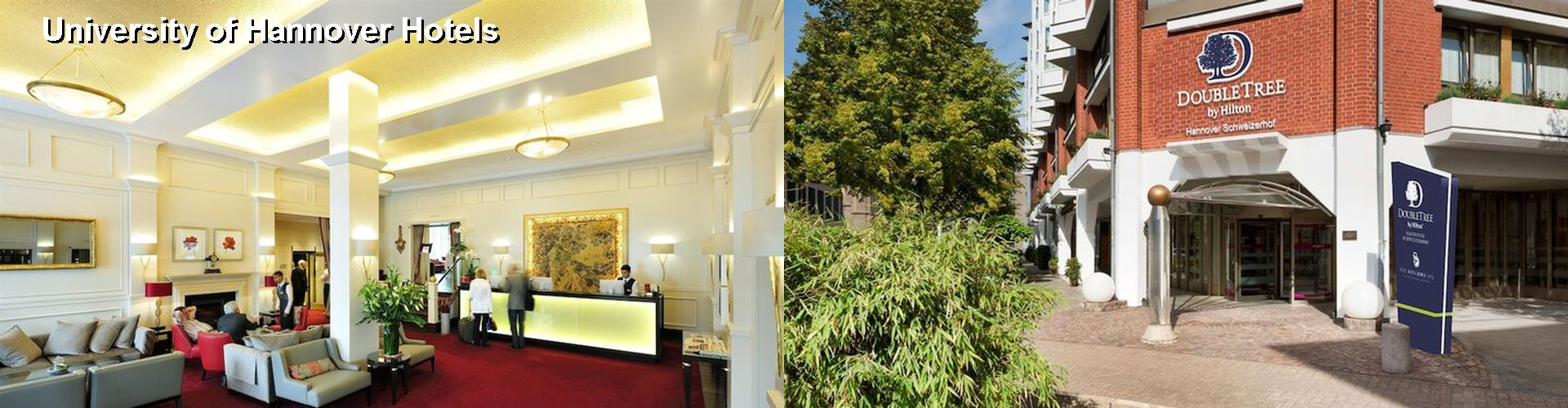5 Best Hotels near University of Hannover