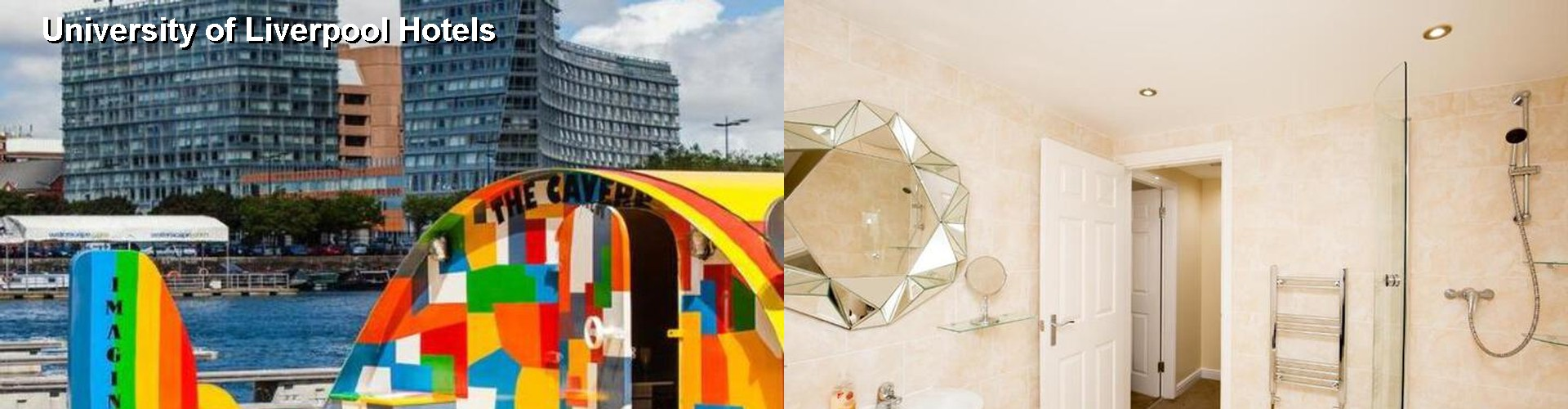 5 Best Hotels near University of Liverpool