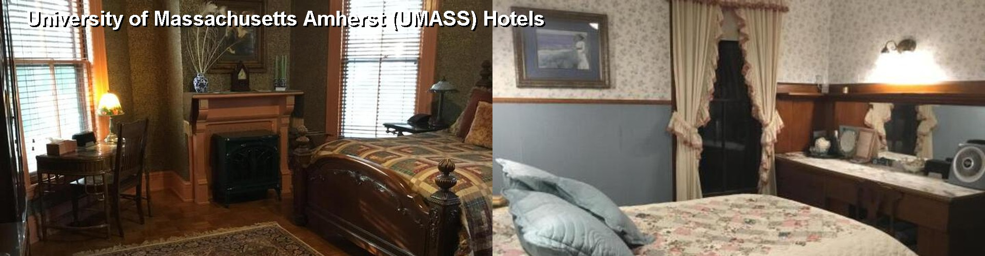 5 Best Hotels near University of Massachusetts Amherst (UMASS)