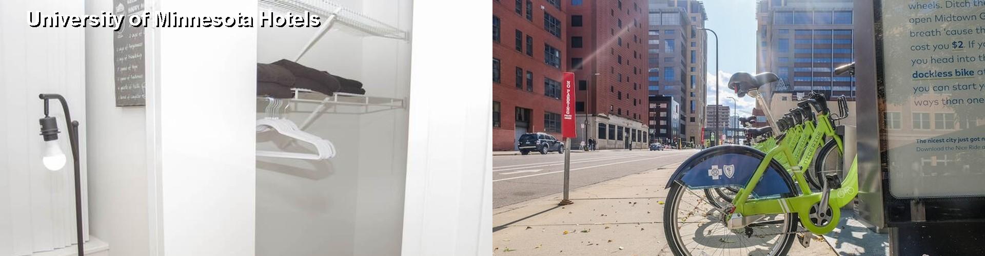 5 Best Hotels Near University Of Minnesota