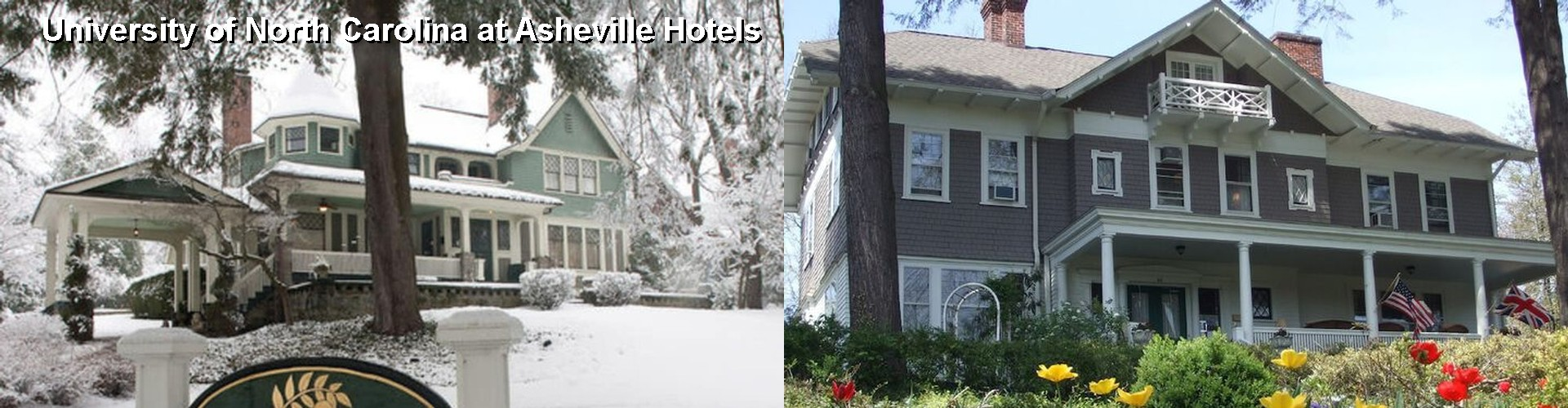 5 Best Hotels near University of North Carolina at Asheville