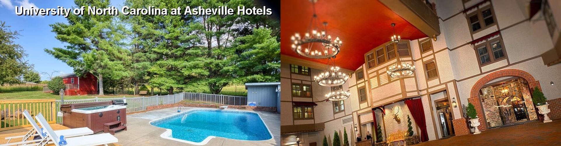 5 Best Hotels Near University Of North Carolina At Asheville