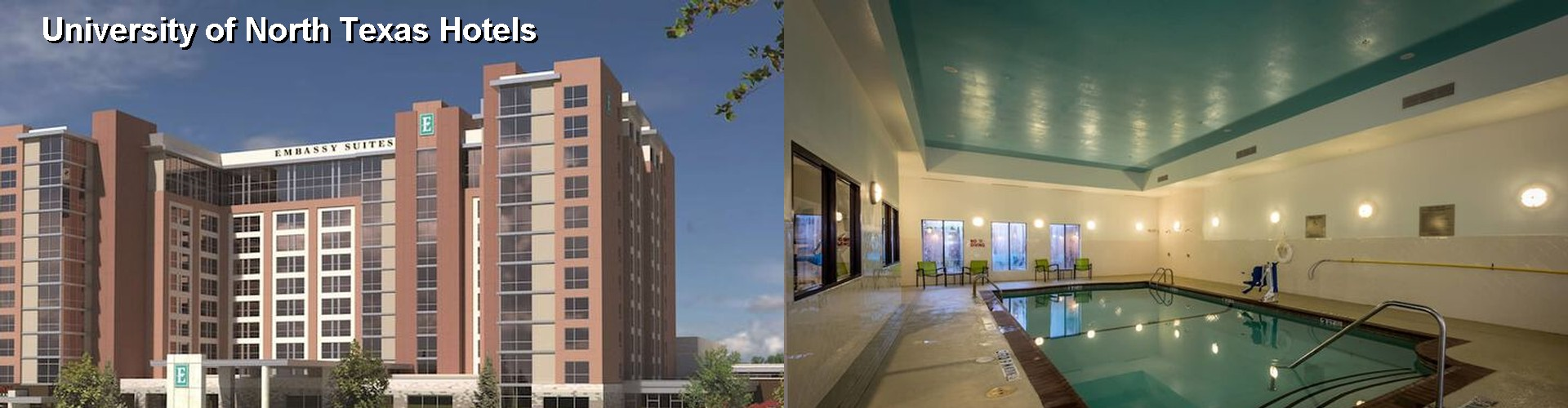 5 Best Hotels near University of North Texas
