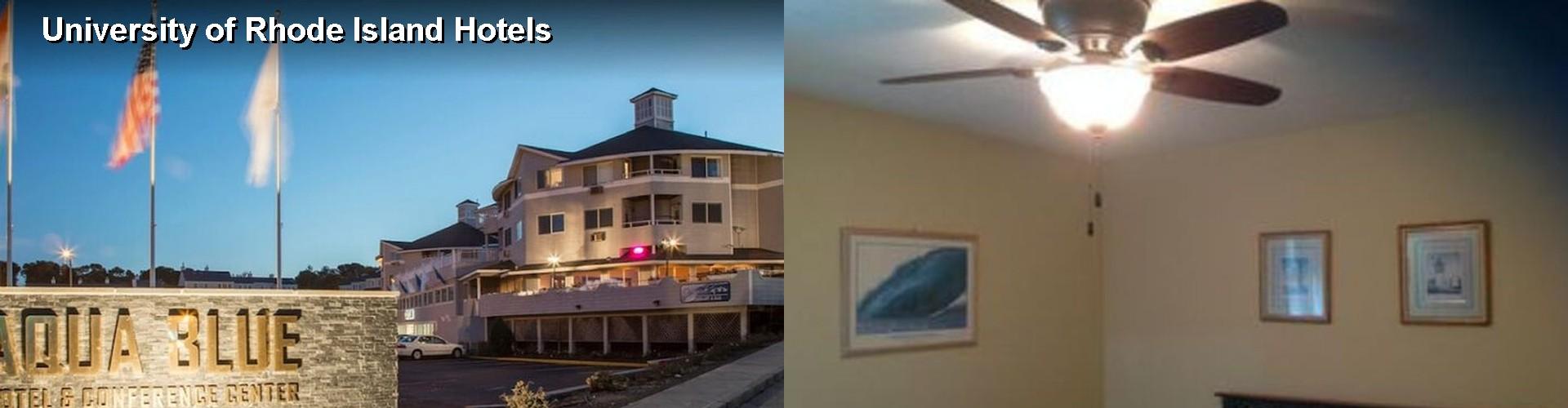 5 Best Hotels Near University Of Rhode Island