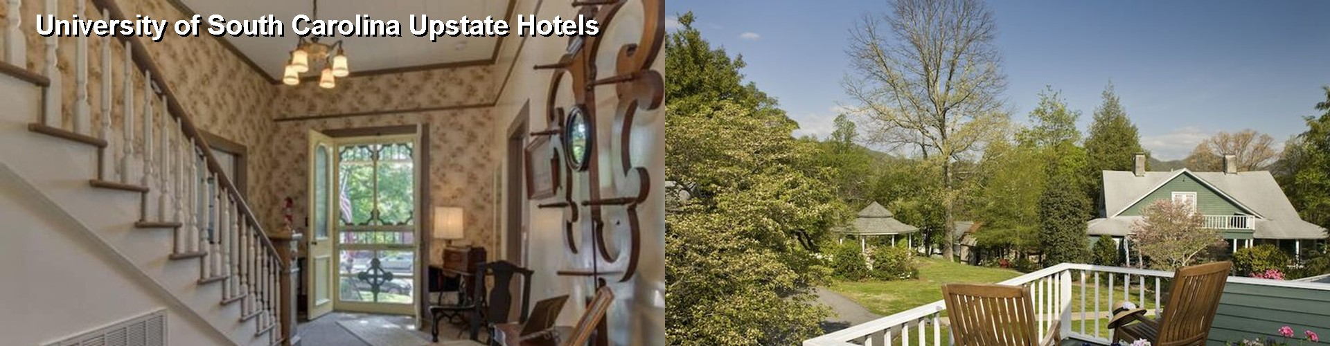 5 Best Hotels near University of South Carolina Upstate