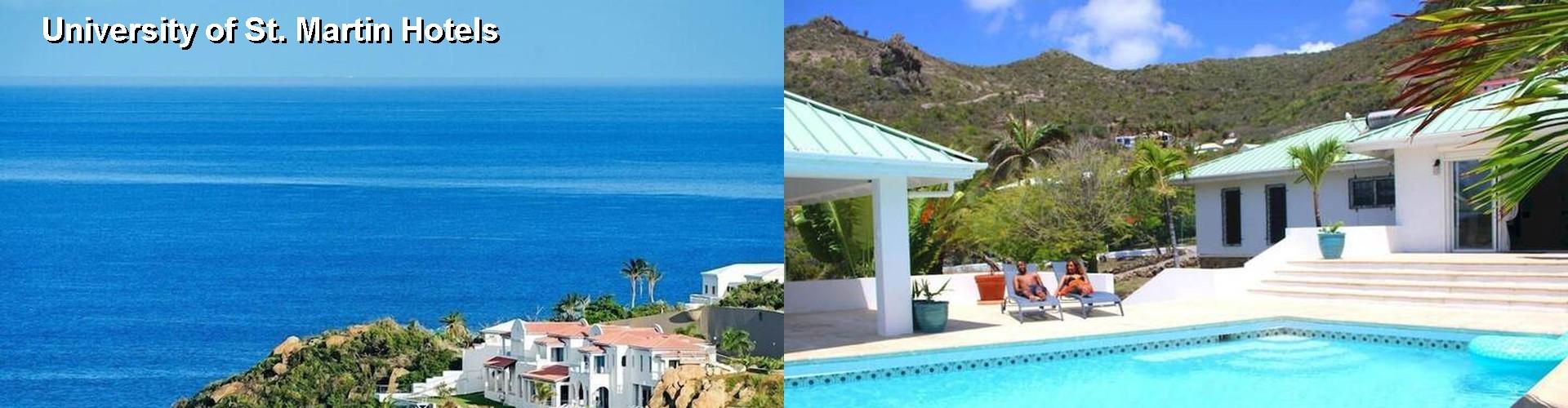5 Best Hotels Near University Of St Martin