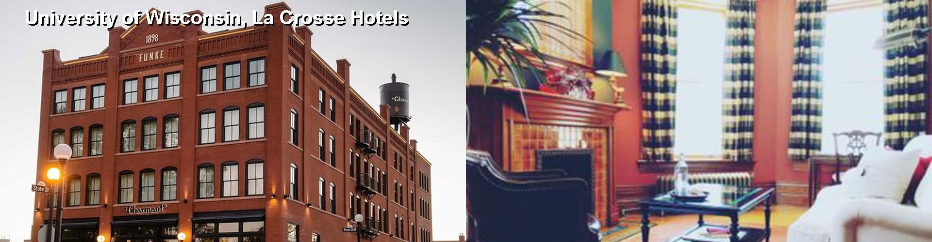 5 Best Hotels Near University Of Wisconsin La Crosse