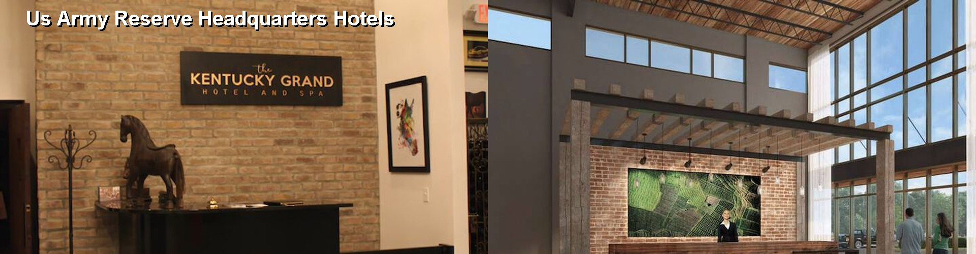 5 Best Hotels near Us Army Reserve Headquarters