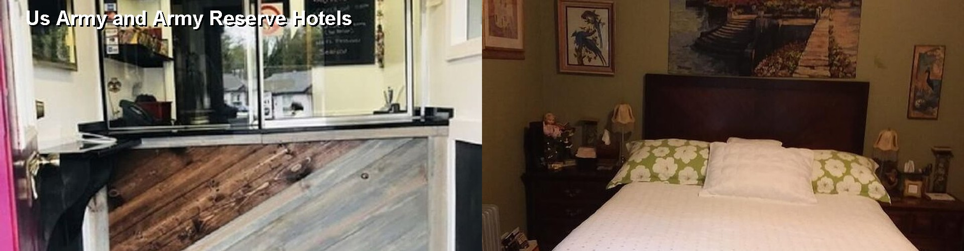 5 Best Hotels near Us Army and Army Reserve