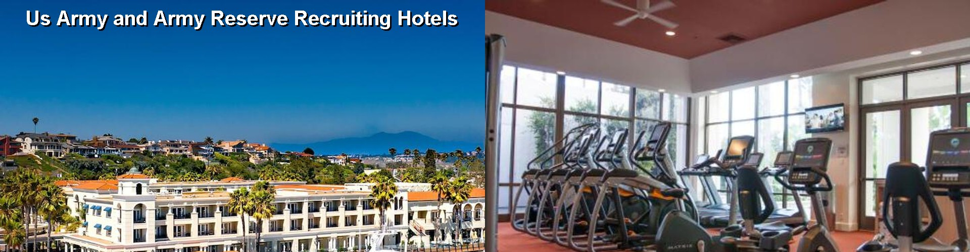 5 Best Hotels near Us Army and Army Reserve Recruiting