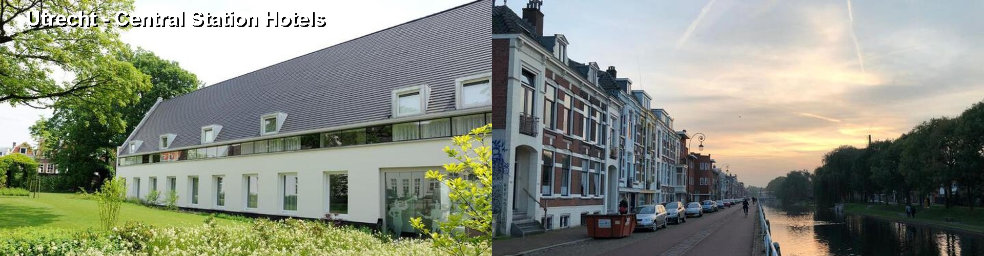 5 Best Hotels near Utrecht - Central Station