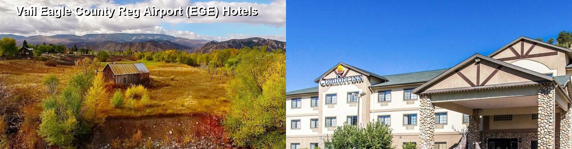 5 Best Hotels near Vail Eagle County Reg Airport (EGE)