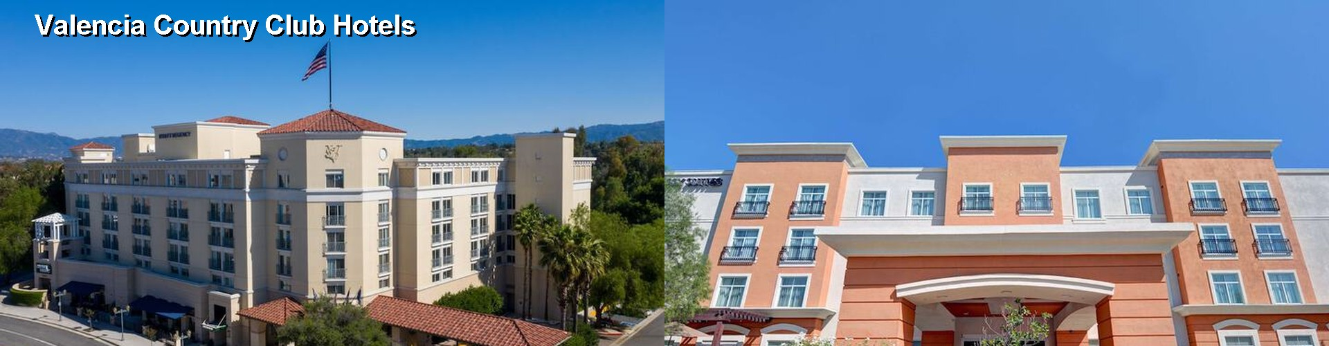 5 Best Hotels near Valencia Country Club