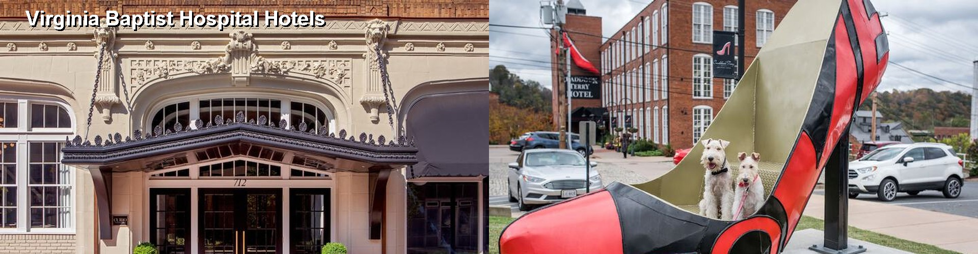 5 Best Hotels near Virginia Baptist Hospital
