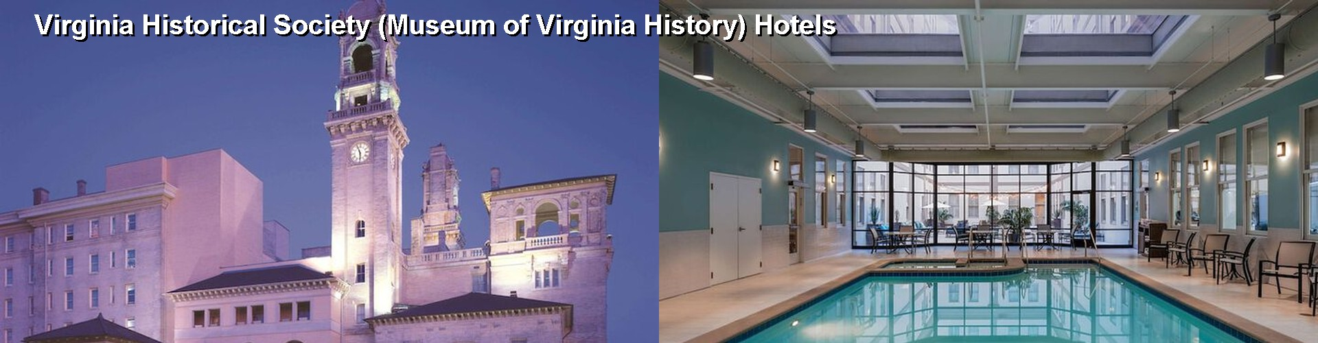 5 Best Hotels near Virginia Historical Society (Museum of Virginia History)