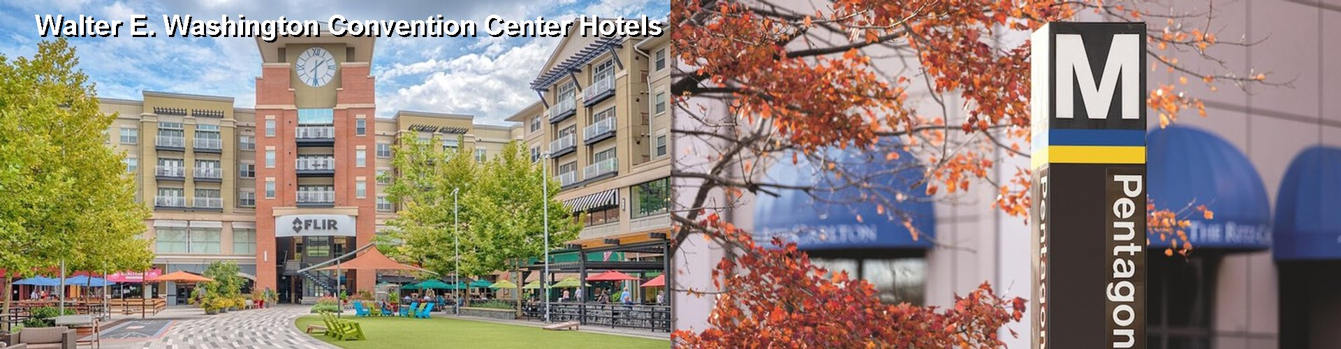5 Best Hotels near Walter E. Washington Convention Center
