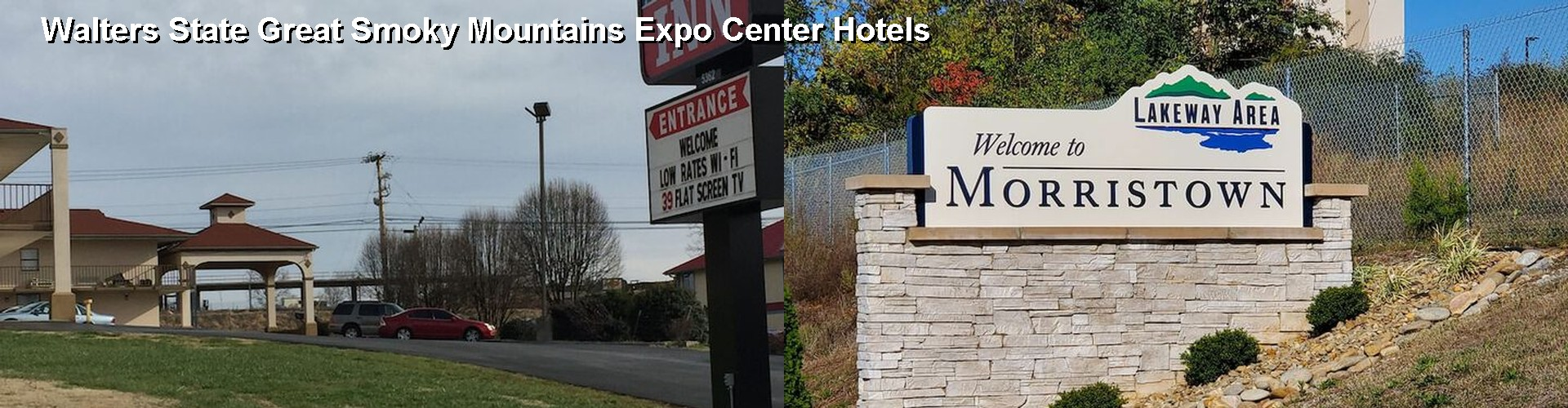 5 Best Hotels Near Walters State Great Smoky Mountains Expo Center