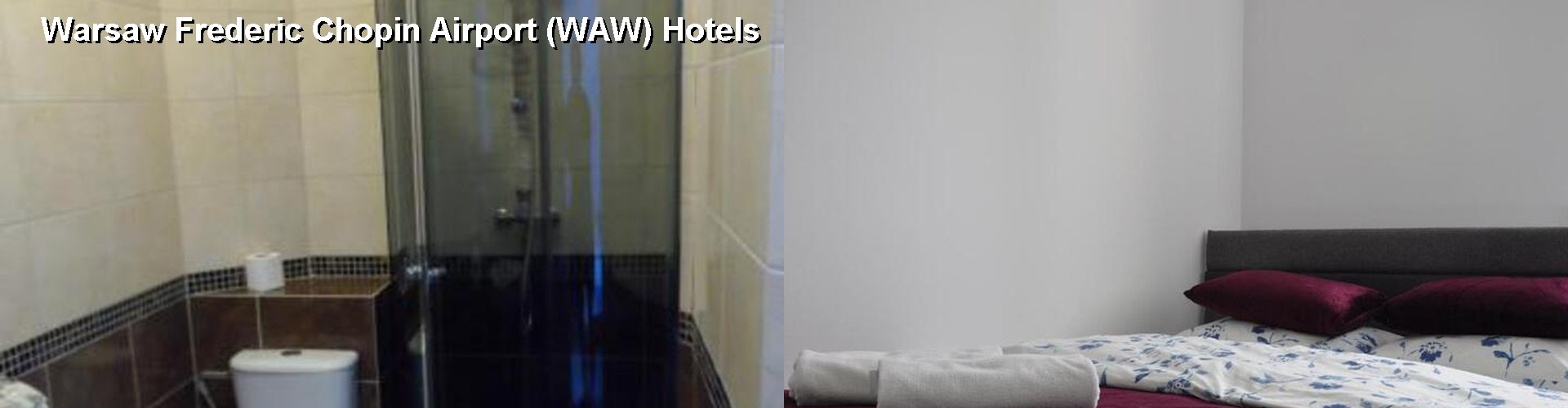 5 Best Hotels Near Warsaw Frederic Chopin Airport Waw