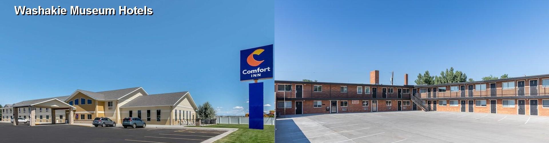 3 Best Hotels Near Washakie Museum