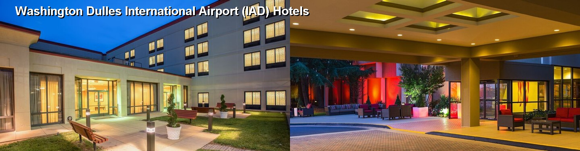 5 Best Hotels Near Washington Dulles International Airport Iad