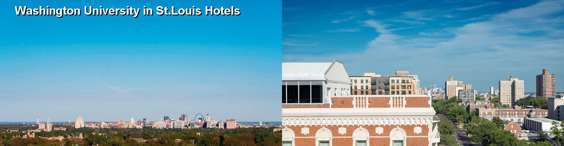 5 Best Hotels Near Washington University In St Louis