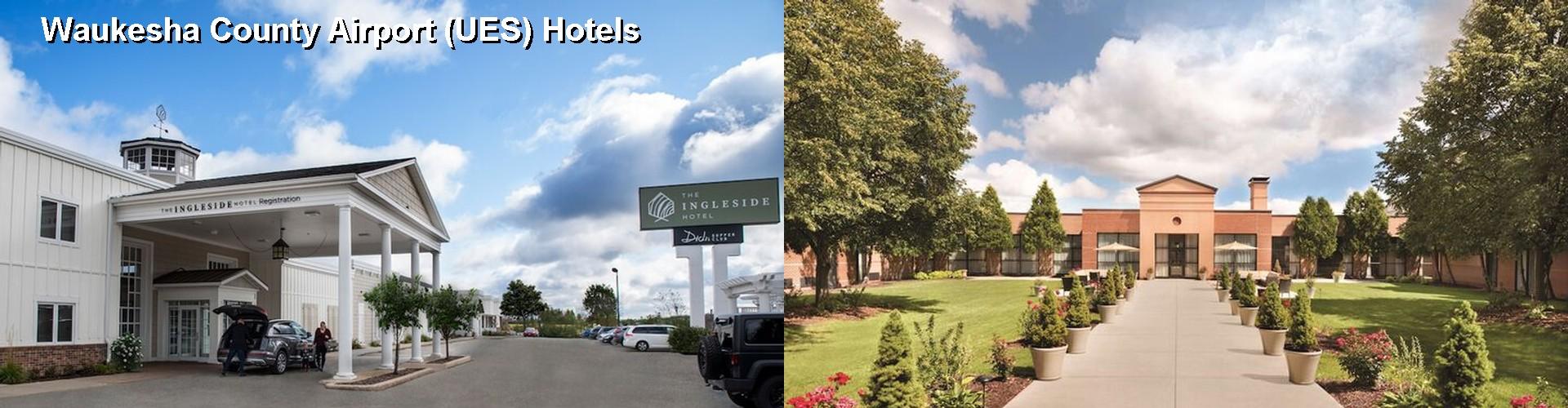 5 Best Hotels Near Waukesha County Airport Ues
