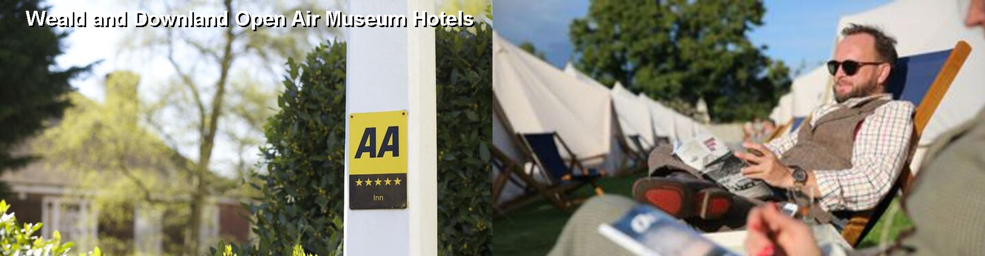 4 Best Hotels near Weald and Downland Open Air Museum