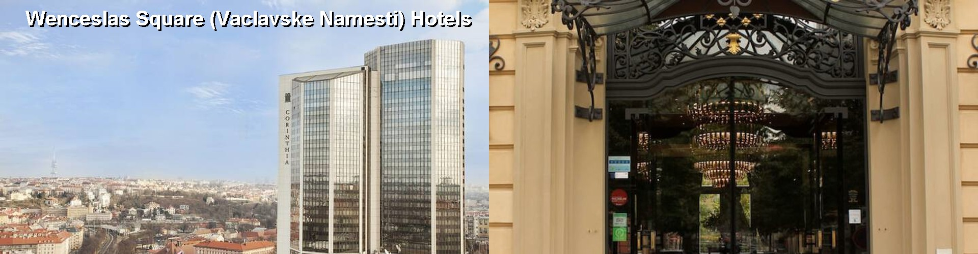 5 Best Hotels near Wenceslas Square (Vaclavske Namesti)