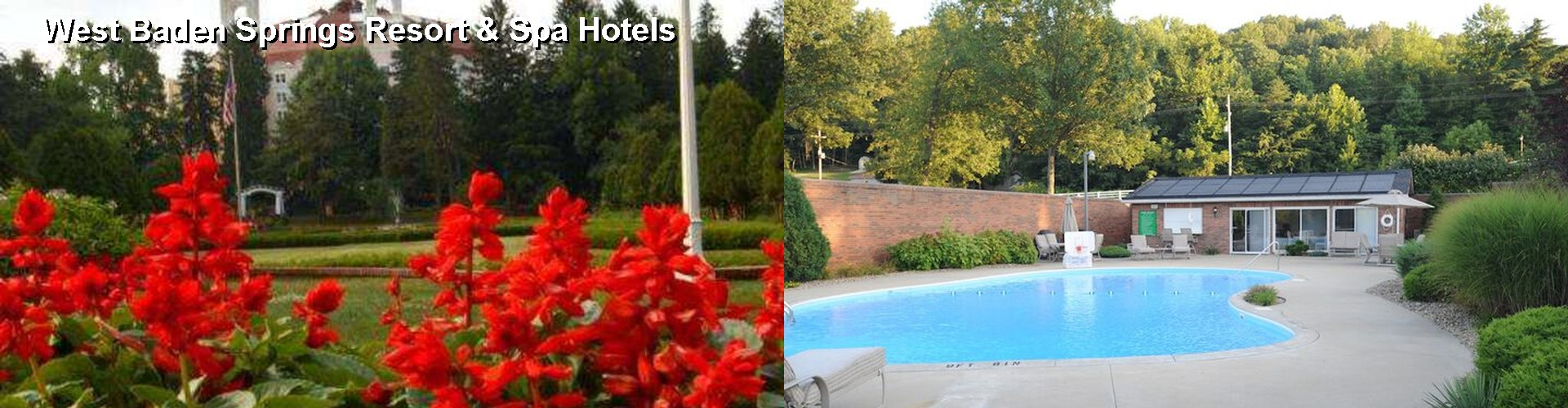 5 Best Hotels near West Baden Springs Resort & Spa