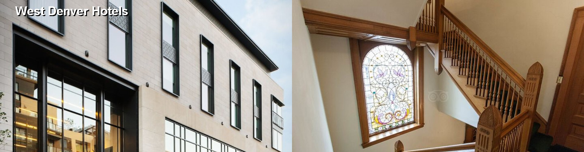3 Best Hotels near West Denver