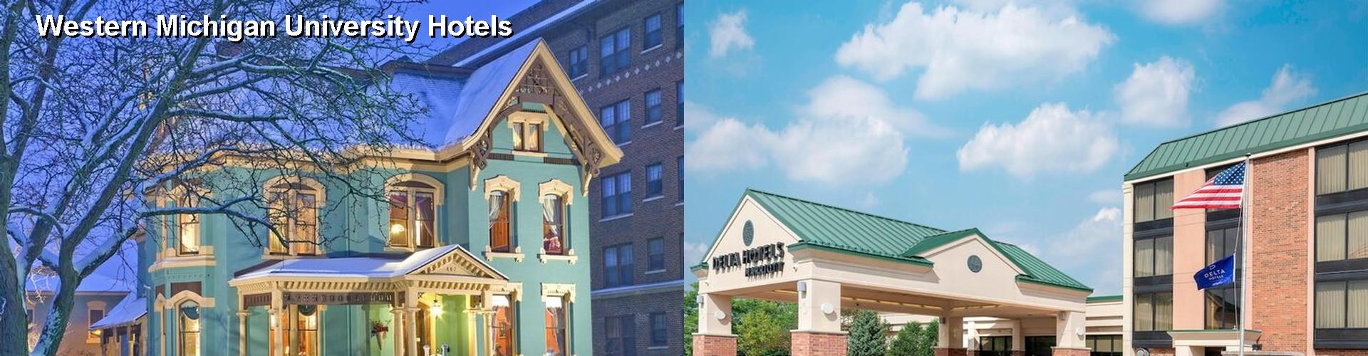 5 Best Hotels Near Western Michigan University