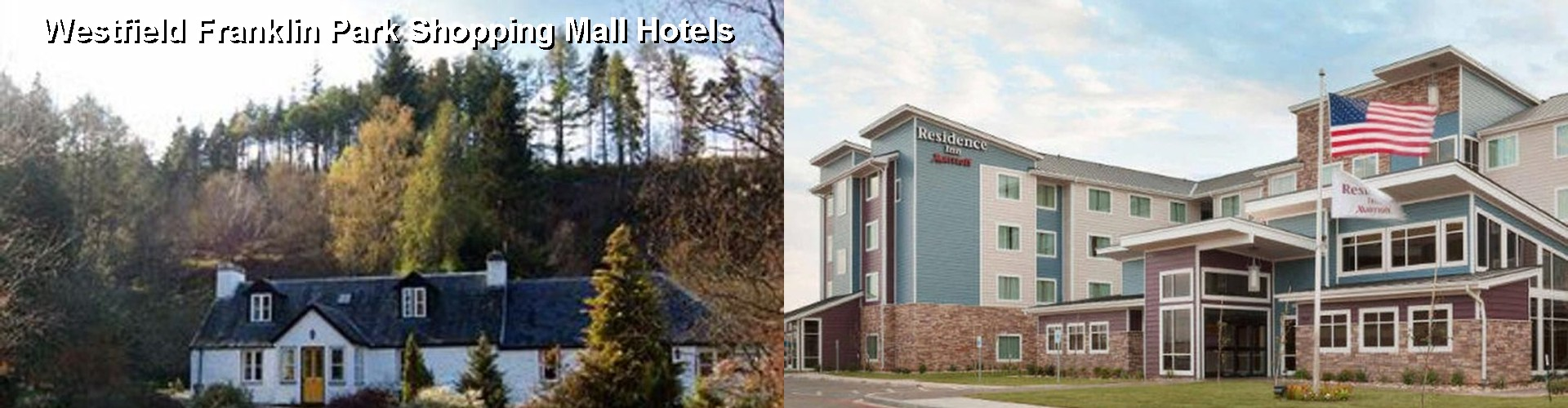 5 Best Hotels near Westfield Franklin Park Shopping Mall