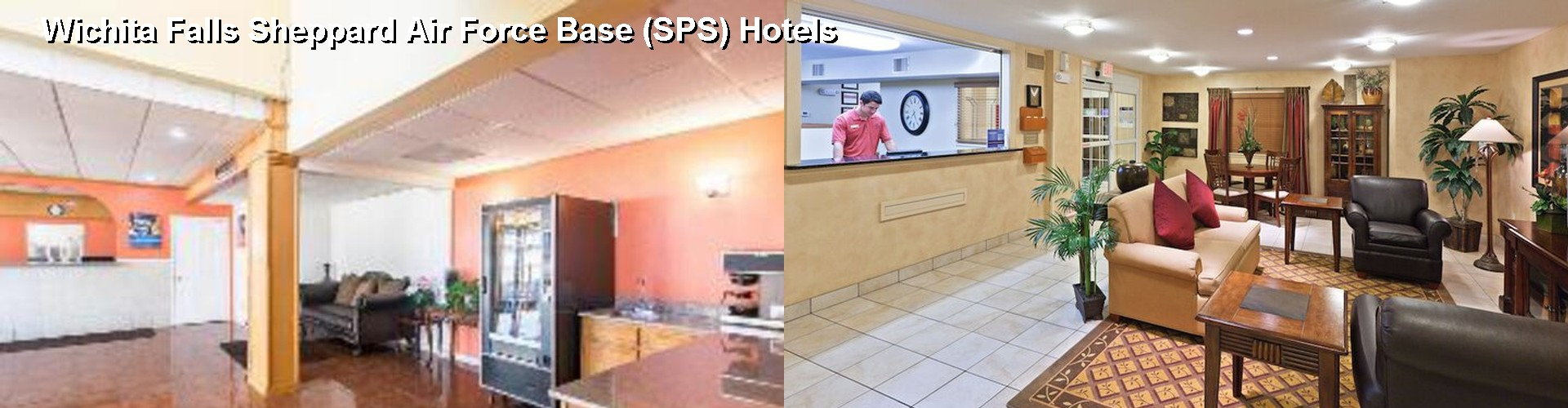 $37+ Hotels Near Wichita Falls Sheppard Air Force Base (SPS) TX