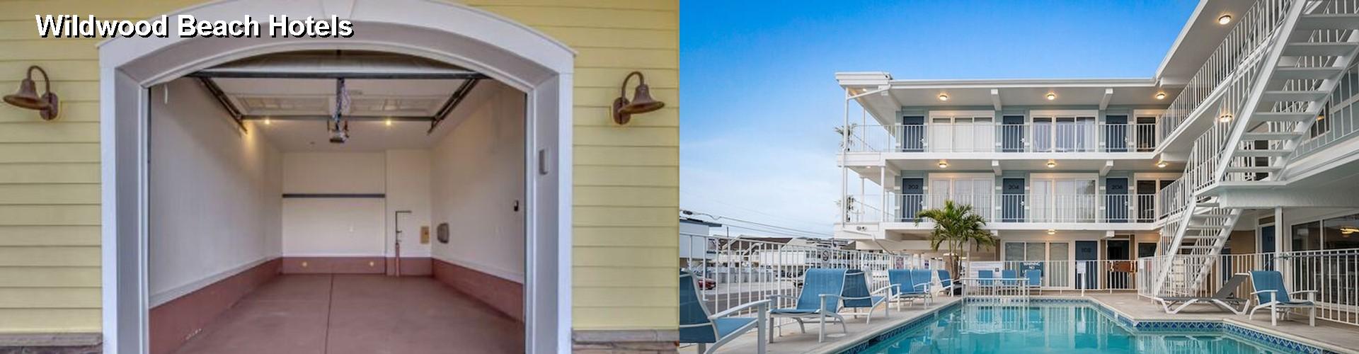2 Best Hotels Near Wildwood Beach