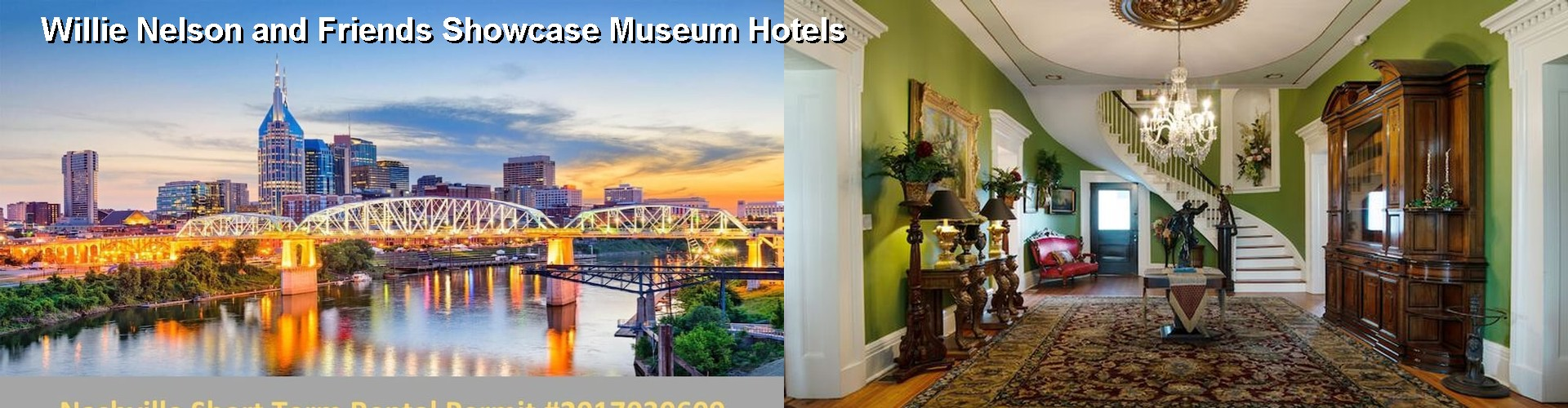 5 Best Hotels near Willie Nelson and Friends Showcase Museum