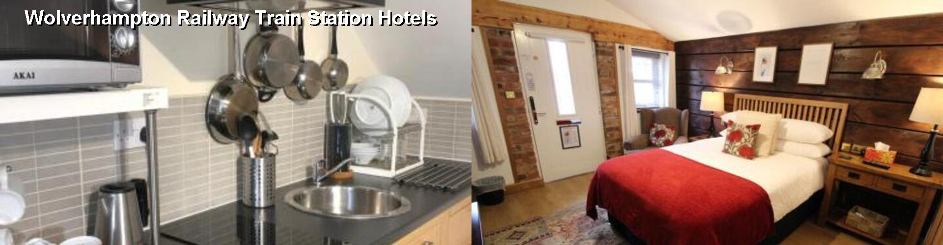 5 Best Hotels near Wolverhampton Railway Train Station