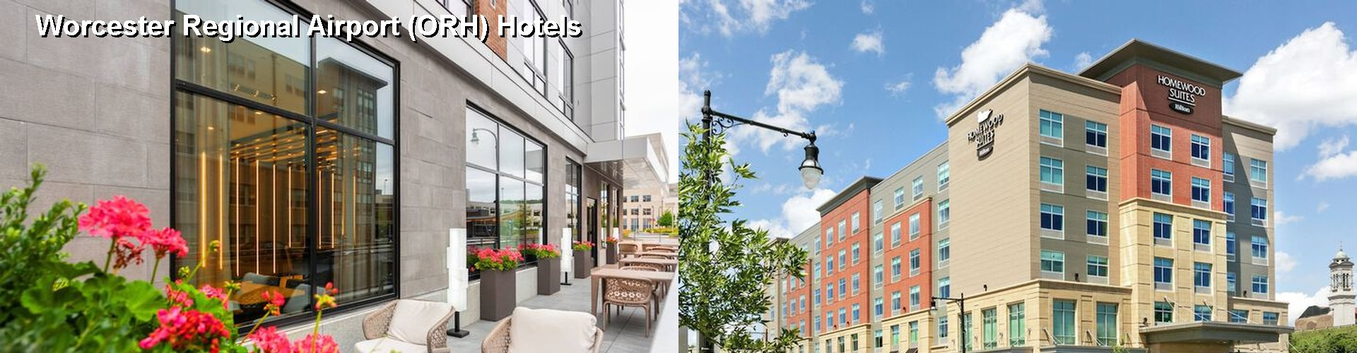 Hotels Near Worcester Airport