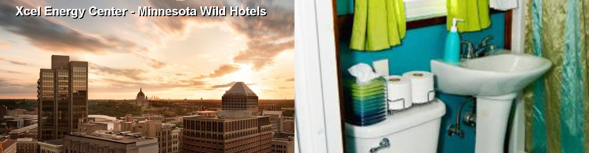 5 Best Hotels near Xcel Energy Center - Minnesota Wild
