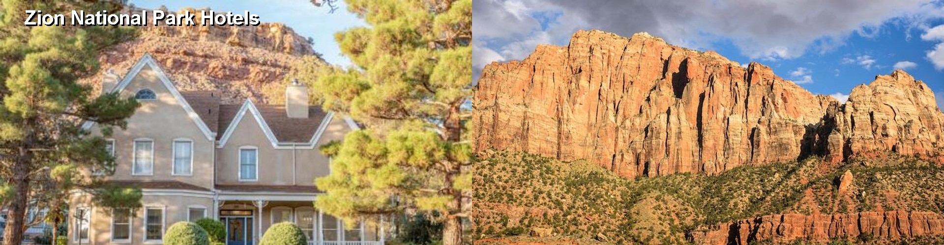 5 Best Hotels near Zion National Park