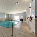Swimming pool at Allentown Park Hotel Ascend Collection by Choice Hotels