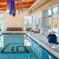 Swimming pool at Aloft Columbus Westerville