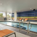 Swimming pool at Aloft Hillsboro Beaverton